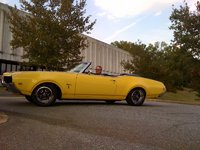 1969 Oldsmobile Cutlass, 69 CUTLASS CONVERTIBLE, exterior