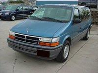 1993 Dodge Grand Caravan LE AWD, My 93 Grand Caravan LE AWD, exterior, gallery_worthy