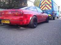 1994 Nissan 200SX Overview
