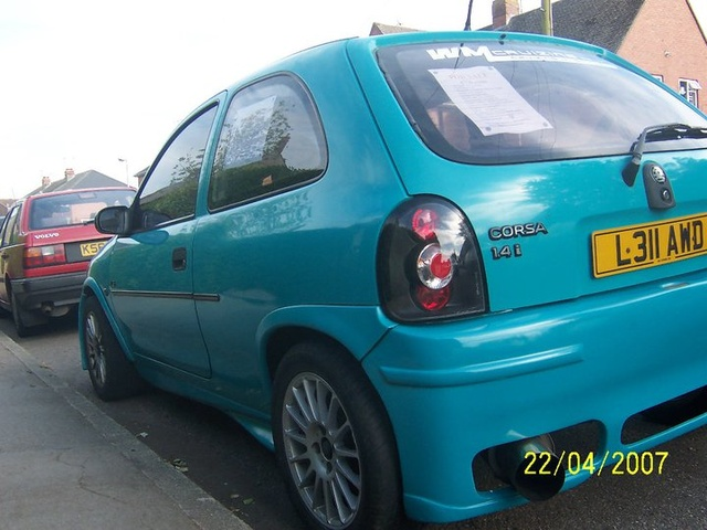 Picture of 1992 Vauxhall Corsa