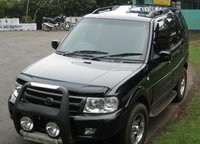 2008 Tata Safari, it rides very hard... boht badiyan gaadi hai, exterior, gallery_worthy