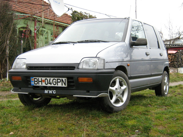 Picture of 1998 Daewoo Matiz, exterior, gallery_worthy