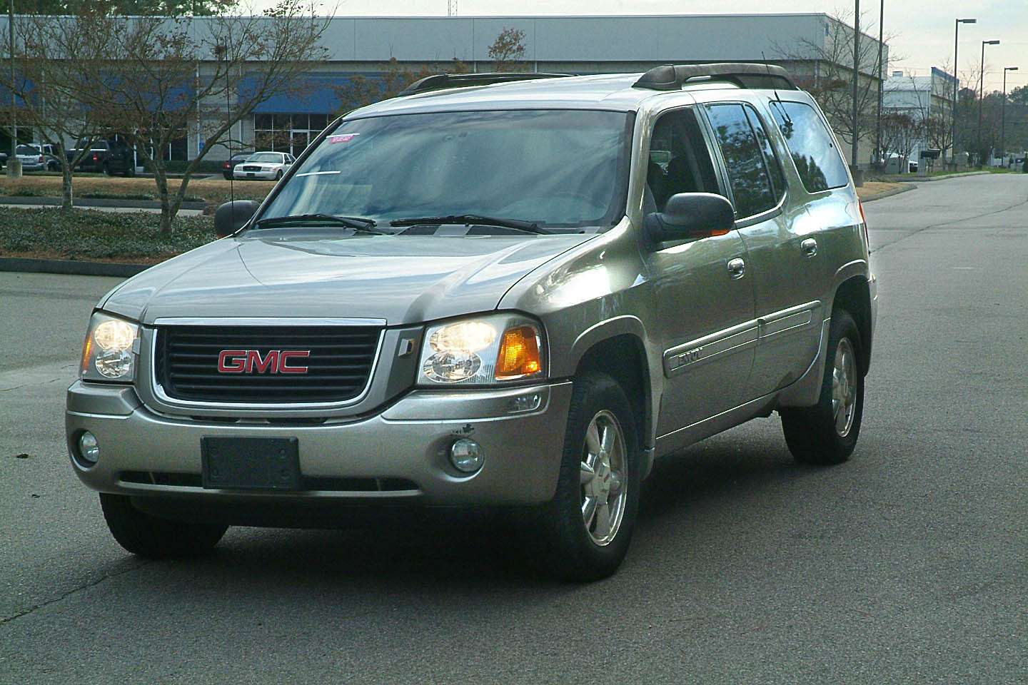 Gmc Envoy Pictures to Pin on Pinterest  PinsDaddy
