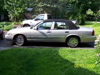 Picture of 2007 Mercury Grand Marquis GS, exterior