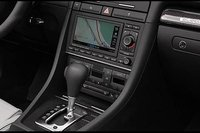 2009 Audi S4, Center Console with automatic shift stick. , interior, manufacturer