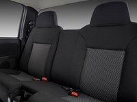 2009 GMC Canyon, Back Seat; copyright AOL Autos., interior, manufacturer, gallery_worthy