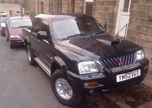Picture of 2003 Mitsubishi L200