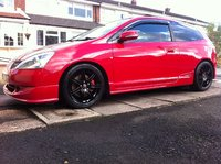 Picture of 2005 Honda Civic Type R, exterior