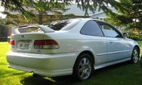 Picture of 2000 Honda Civic Value Package, exterior