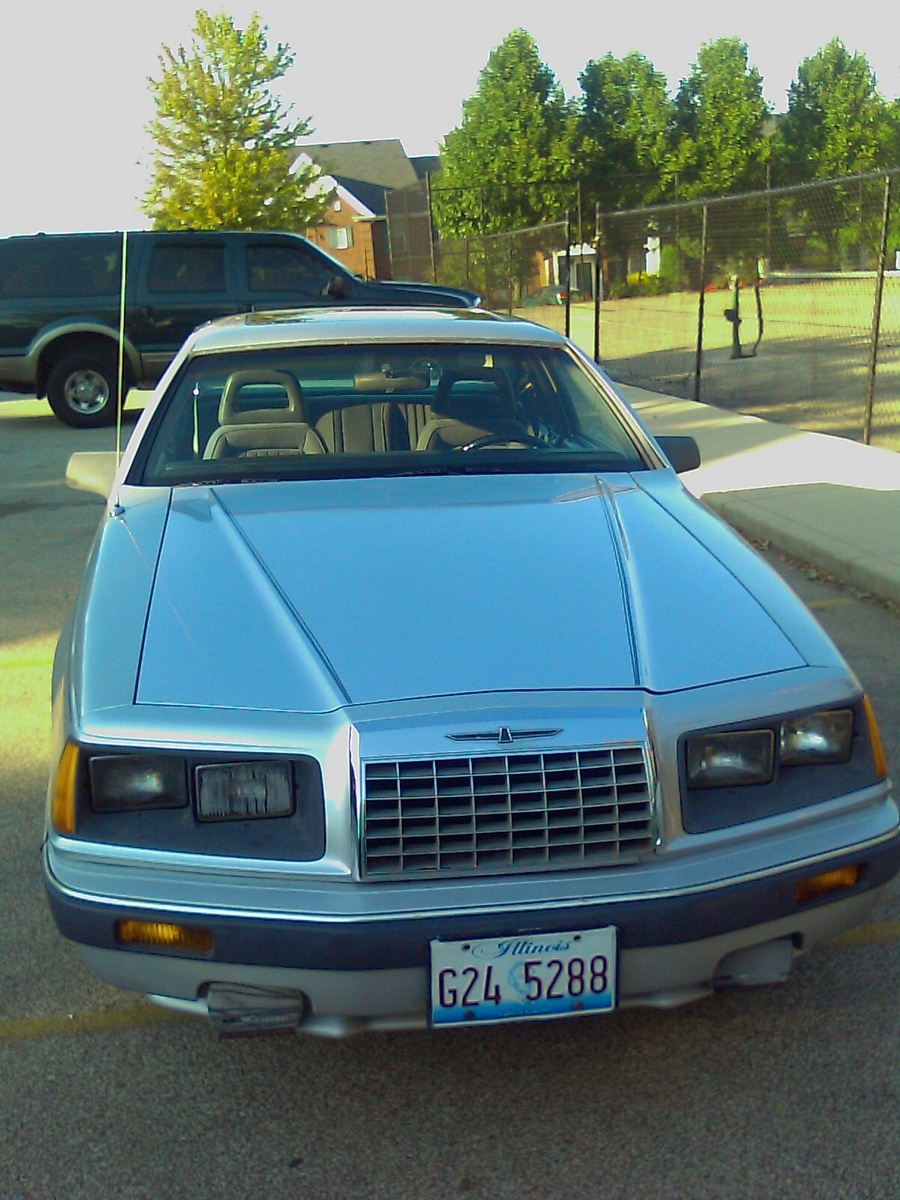 Ford Thunderbird Questions - Help With Pricing 1985 Ford Thunderbird ...