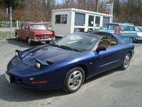 1994 Pontiac Firebird Base, Pontiac Firebird 1995, exterior