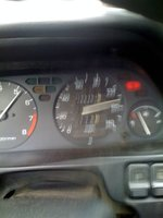 1993 Acura Integra GS Hatchback, My four cylinder can do this easily!!:) 120:0, interior