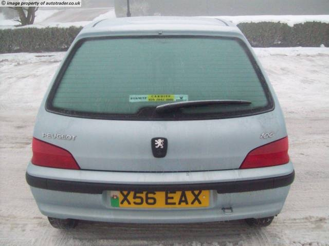 Picture of 2000 Peugeot 106