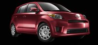2011 Scion xD, Front three quarter view. , exterior, manufacturer, gallery_worthy