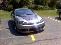 2000 Mercury Cougar 2 Dr V6 Hatchback, New pic! Summer 2010, exterior