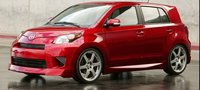 2011 Scion xD, Left quarter view. , exterior, manufacturer, gallery_worthy