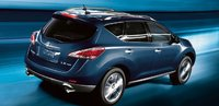2011 Nissan Murano, Rear quarter view. , exterior, manufacturer, gallery_worthy