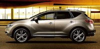 2011 Nissan Murano, Side View, exterior, manufacturer, gallery_worthy