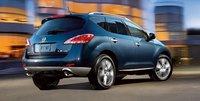 2011 Nissan Murano, Rear quarter view. , exterior, manufacturer