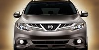 2011 Nissan Murano, Front View. , exterior, manufacturer
