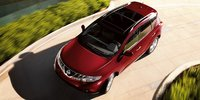 2011 Nissan Murano, Aerial View., exterior, manufacturer