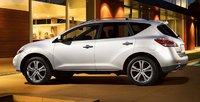 2011 Nissan Murano, Side View. , exterior, manufacturer, gallery_worthy