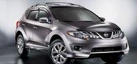 2011 Nissan Murano, Front quarter view. , exterior, manufacturer