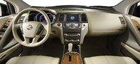 2011 Nissan Murano, Front Seat View. , interior, manufacturer, gallery_worthy