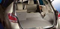 2011 Nissan Murano, Trunk., interior, manufacturer