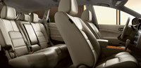 2011 Nissan Murano, Front and Back Seats. , manufacturer, interior