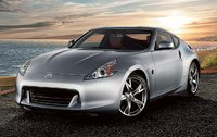 2011 Nissan 370Z, Three quarter view. , manufacturer, exterior