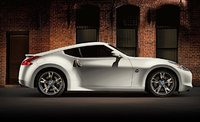 2011 Nissan 370Z, Side View. , exterior, manufacturer, gallery_worthy