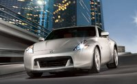 2011 Nissan 370Z, Front View. , exterior, manufacturer, gallery_worthy