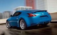 2011 Nissan 370Z, Back quarter view. , exterior, manufacturer, gallery_worthy