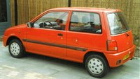 1993 Daihatsu Cuore Overview