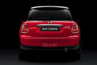 2011 MINI Cooper, Back View. , exterior, manufacturer