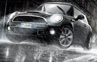 2011 MINI Cooper, Front three quarter view. , exterior, manufacturer, gallery_worthy
