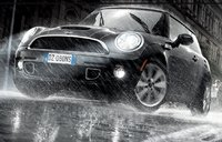 2011 MINI Cooper, Front three quarter view. , exterior, manufacturer