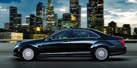 2011 Mercedes-Benz S-Class, Side View. , exterior, manufacturer