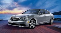 2011 Mercedes-Benz S-Class, Three Quarter View., exterior, manufacturer