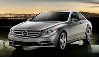 2011 Mercedes-Benz CL-Class, Three quarter view. , manufacturer, exterior