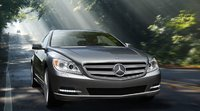 2011 Mercedes-Benz CL-Class, Front View. , exterior, manufacturer