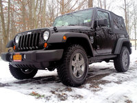Picture of 2011 Jeep Wrangler Rubicon, exterior, gallery_worthy