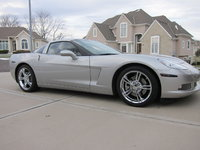 2008 Chevrolet Corvette Coupe, Picture of 2008 Chevrolet Corvette Base