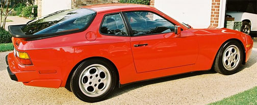 Picture of 1985 Porsche 944