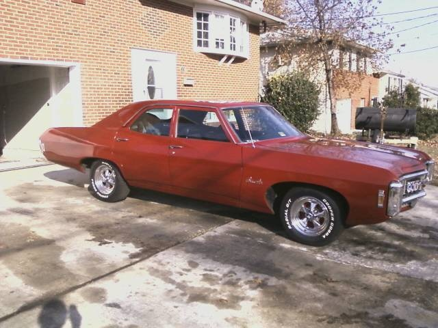 Picture of 1969 Chevrolet Bel Air, exterior, gallery_worthy