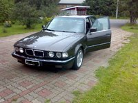 1987 BMW 7 Series Overview