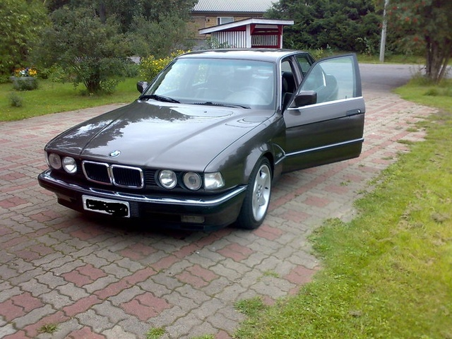 1987 Bmw 7 Series Overview Cargurus