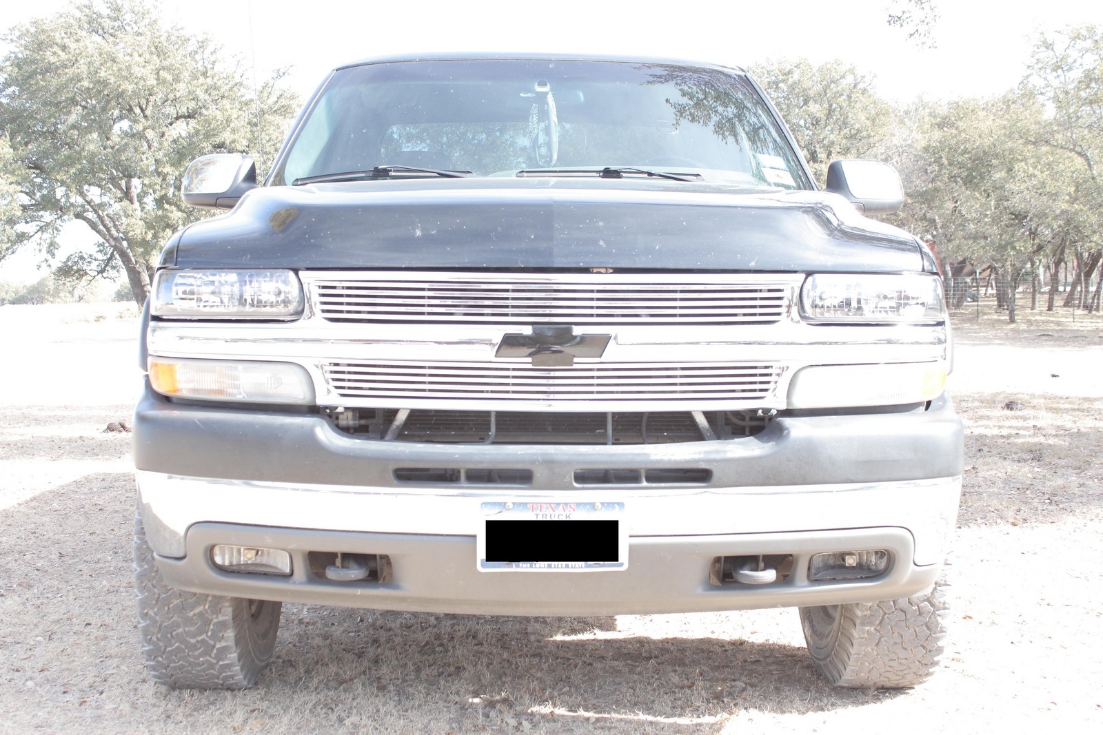 Chevrolet Silverado 2500hd Questions Does Anyone Make A Custom Chevy Horn Diagram Bumper Filler That Doesnt Cargurus