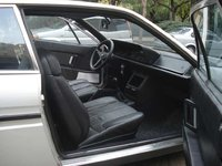 1980 Lancia Gamma Coupe 2500IE SII, interior, gallery_worthy